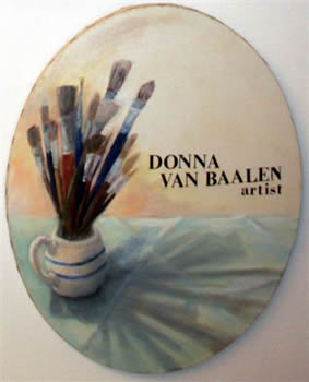 Donna Van Baalen - Oil Painter